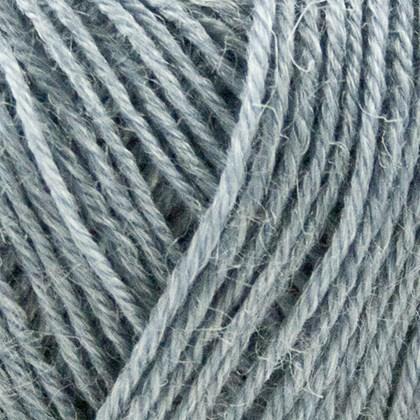 Nettle Sock Yarn, grå