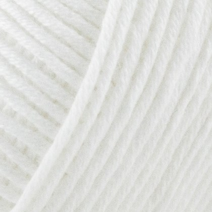Organic Cotton, hvid