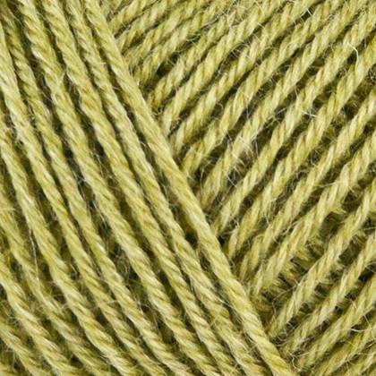 Nettle Sock Yarn, olivengrøn.