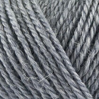 No.3 Organic Wool+Nettles, grå