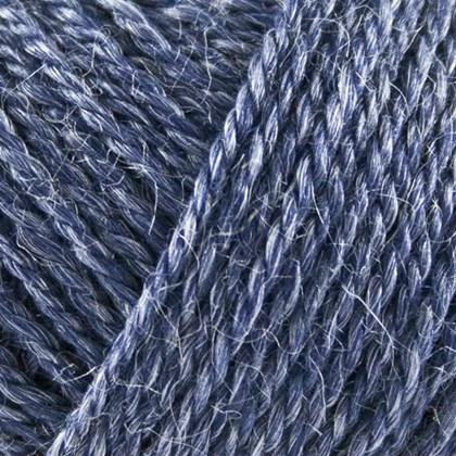 No.3 Organic Wool+Nettles, blå