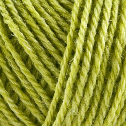No.3 Organic Wool+Nettles, lime