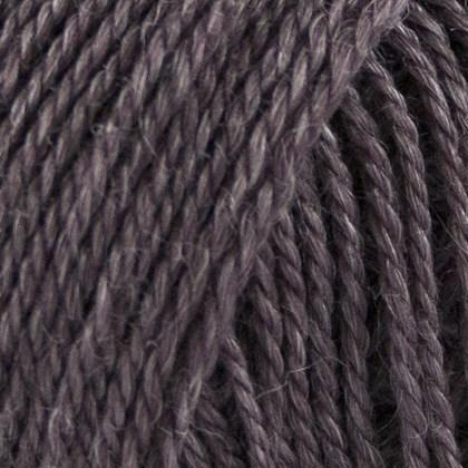 No.4  Organic Wool+Nettles, mørk pudder