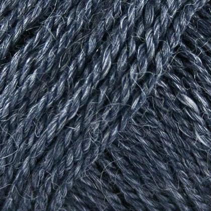 No.3 Organic Wool+Nettles, mørk blå