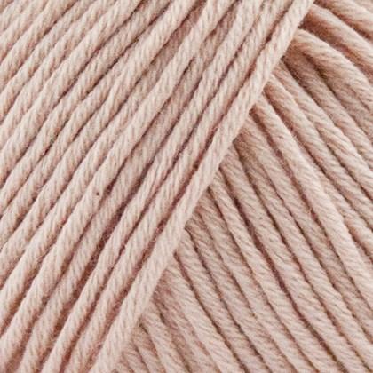 Organic Cotton, fersken-rosa