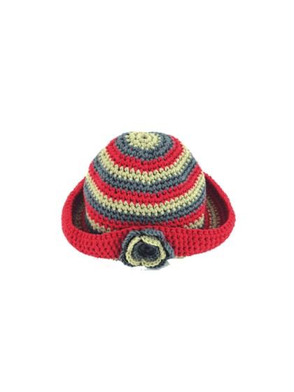 Hæklet hat (børn)