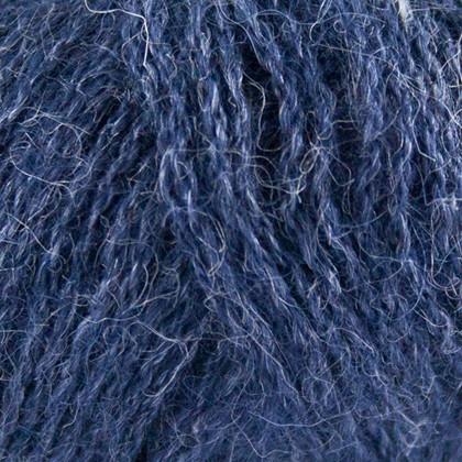 Alpaca+Merino Wool+Nettles, jeans blå