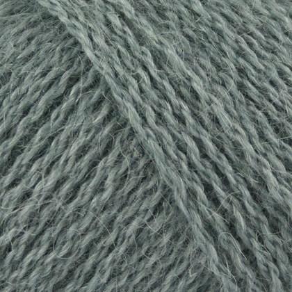 Alpaca+Merino Wool+Nettles, douce grøn