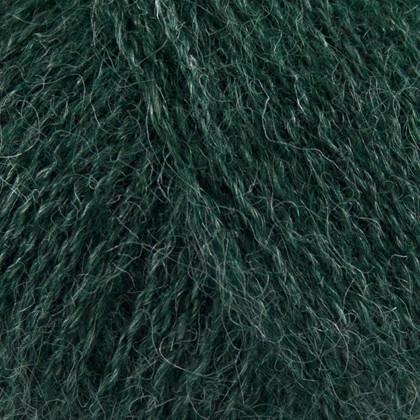 Alpaca+Merino Wool+Nettles, mørk grøn