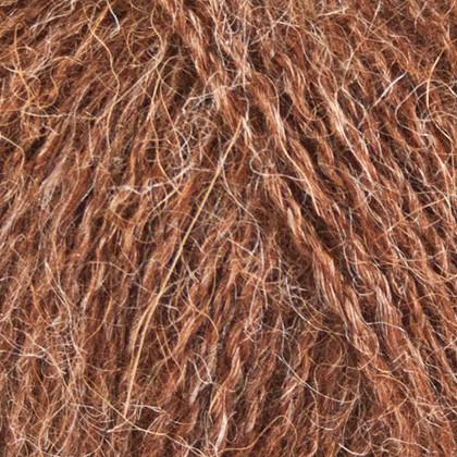 Alpaca+Merino Wool+Nettles, lys brun
