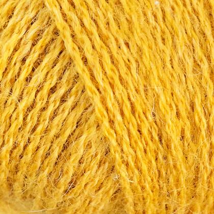 Alpaca+Merino Wool+Nettles, gul