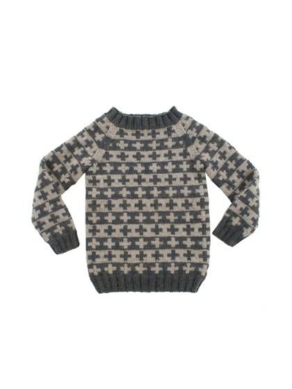 Plus-trøje (børn)
