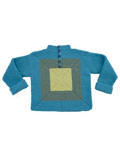 Kvadrat-trøje