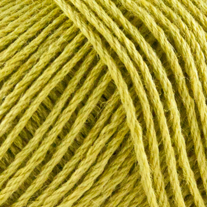 Organic Cotton+Nettles+Wool, lime