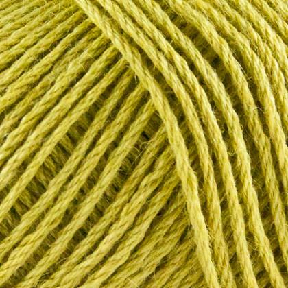 Organic Cotton+Nettles+Wool, lime