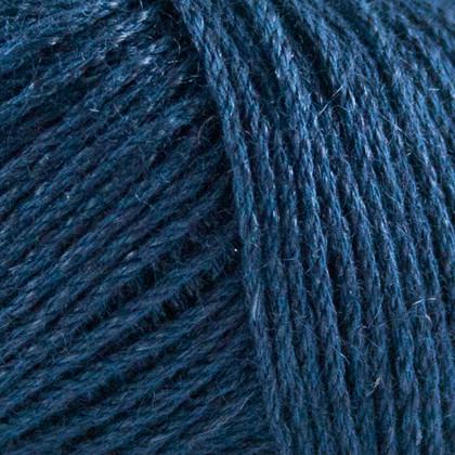 Organic Cotton+Nettles+Wool, blå