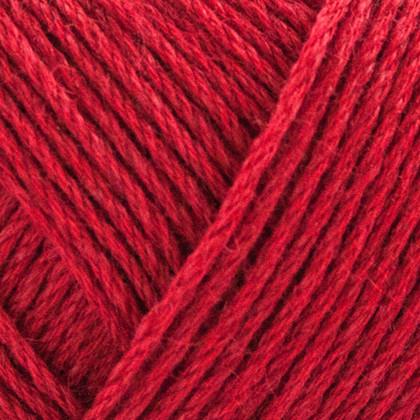 Organic Cotton+Nettles+Wool, rød