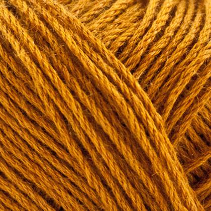 Organic Cotton+Nettles+Wool, gylden