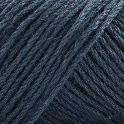 Organic Cotton+Nettles+Wool, douce blå