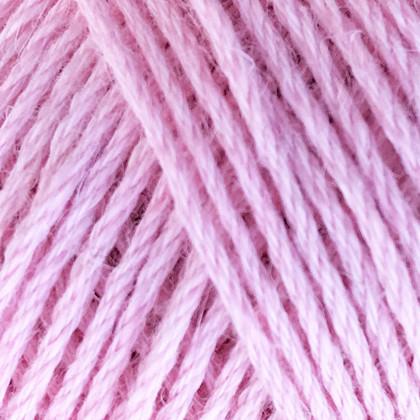 Organic Cotton+Nettles+Wool, lys rød