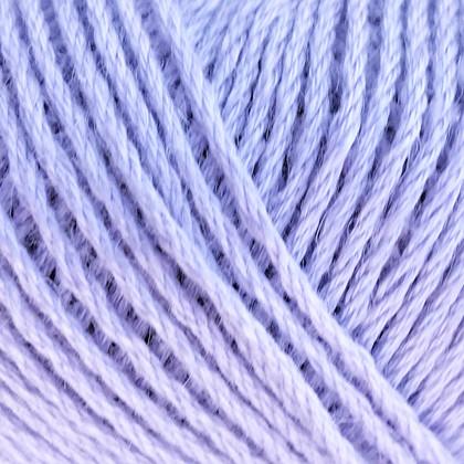 Organic Cotton+Nettles+Wool, lys lilla