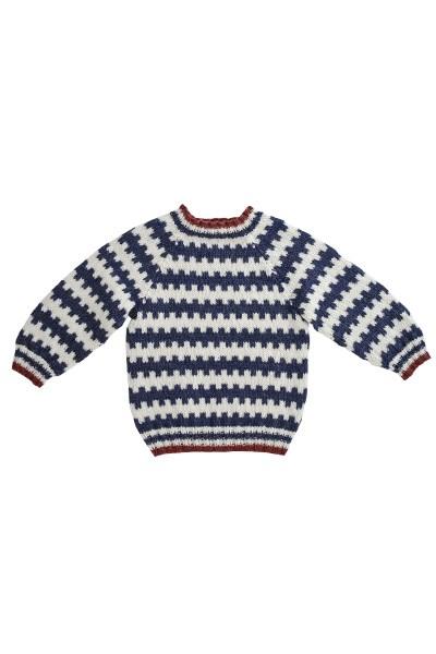 Mønstertrøje (børn)