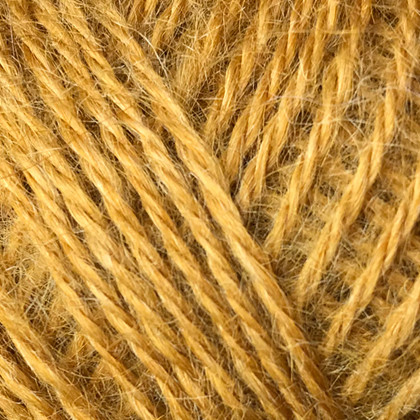 Mohair+Nettles+Wool, Gylden
