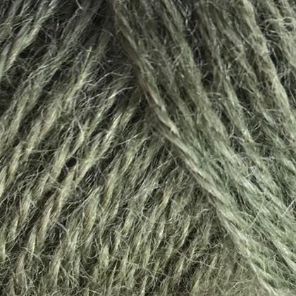 Mohair+Nettles+Wool, Khaki grøn