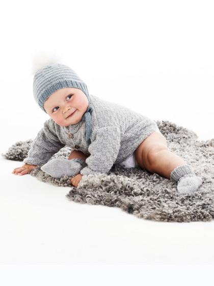 Babyhue og Babyragsokker (Baby)