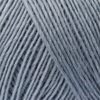 Soft Organic Wool+Nettles, søgrøn