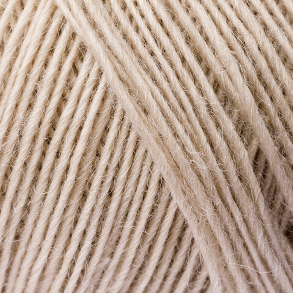 Soft Organic Wool+Nettles, beige