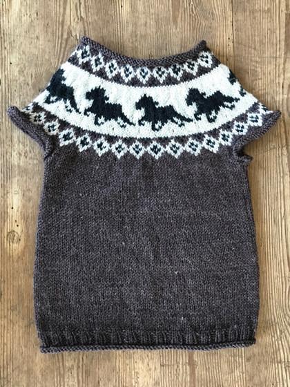 Heste vest