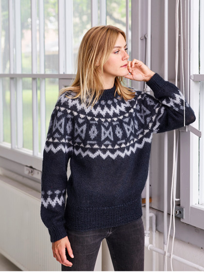 Reykjavik Sweater