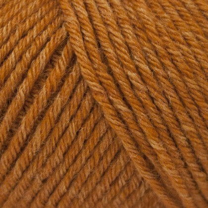 Tussah Silk, orange