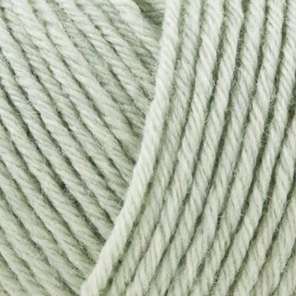 Tussah Silk, lys mint