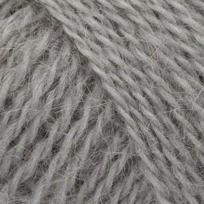 Mohair+Wool, grå
