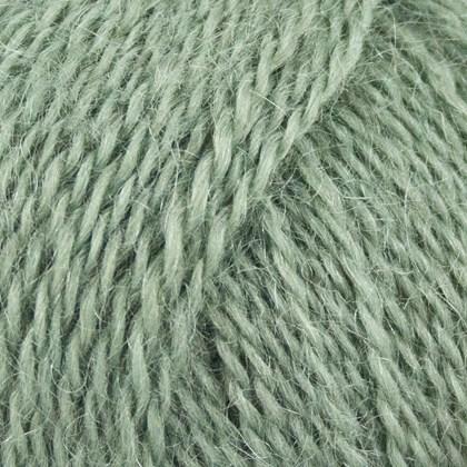Mohair+Wool, douce grøn