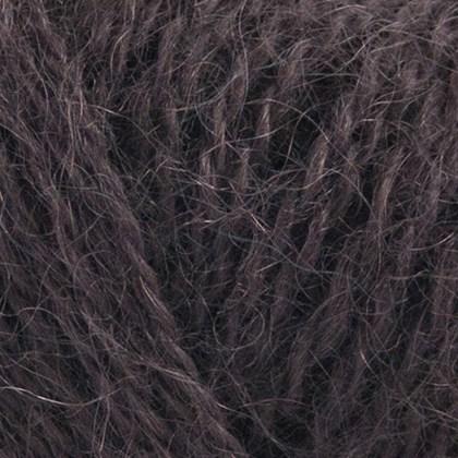 Mohair+Wool, brun
