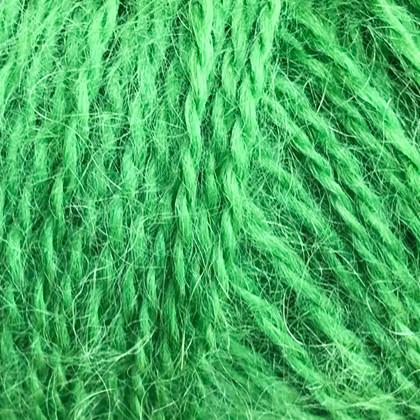 Mohair+Wool, grøn