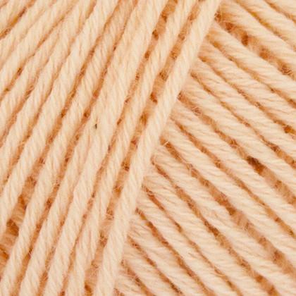 Fino Organic Cotton + Merino Wool, fersken