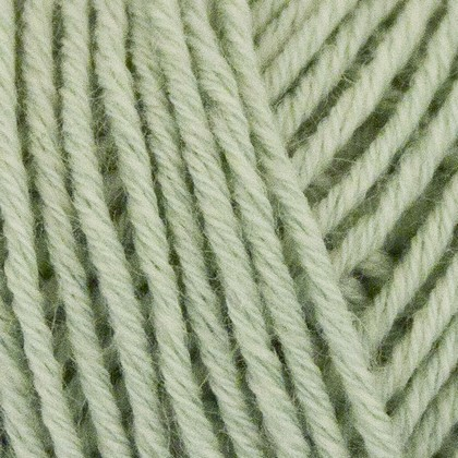 Fino Organic Cotton + Merino Wool, lys grøn