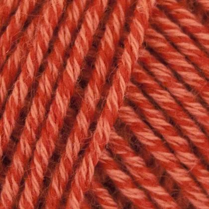 Fino Organic Cotton + Merino Wool, rød
