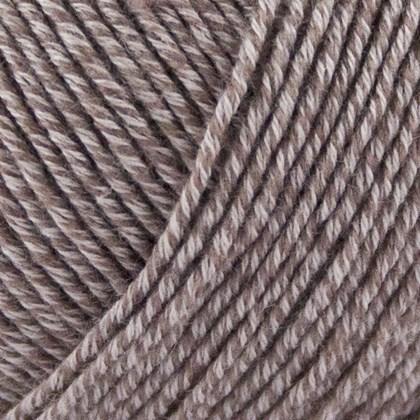 Fino Organic Cotton+Merino Wool, pudder rosa