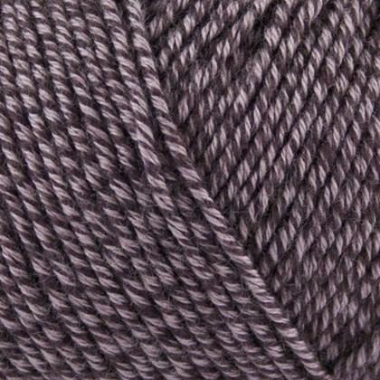 Fino Organic Cotton+Merino Wool, mørk pudder
