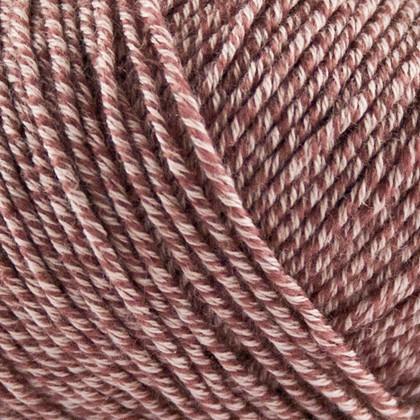 Fino Organic Cotton+Merino Wool, douce rosa