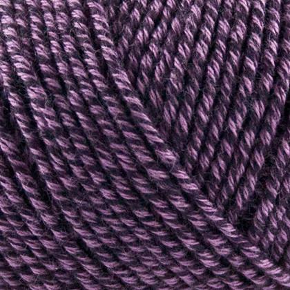 Fino Organic Cotton+Merino Wool, lilla