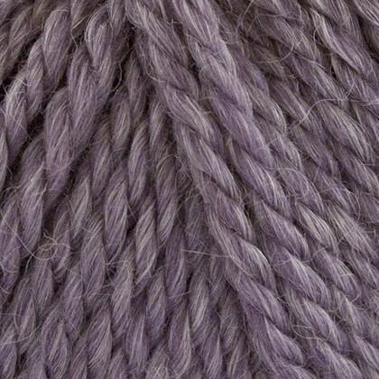 No.6 Organic Wool+Nettles, lys lilla