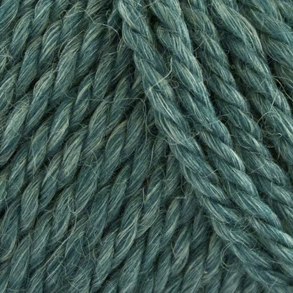 No.6 Organic Wool+Nettles, petrol