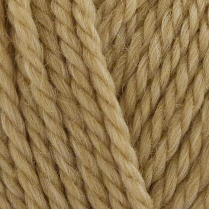 No.6 Organic Wool+Nettles, gul