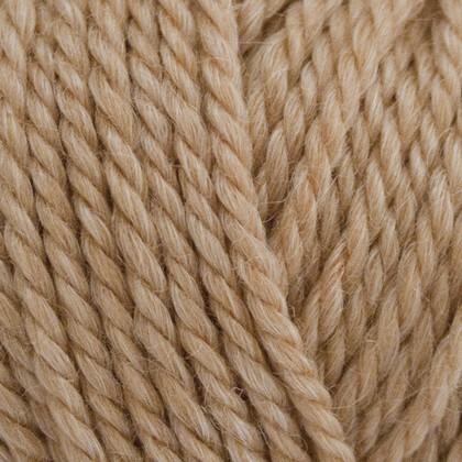 No.6 Organic Wool+Nettles, creme